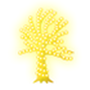 80002lightuptree_gold